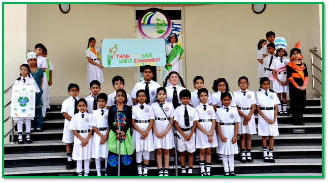 topic on environment day